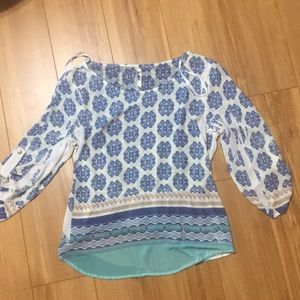 Boutique top nwot